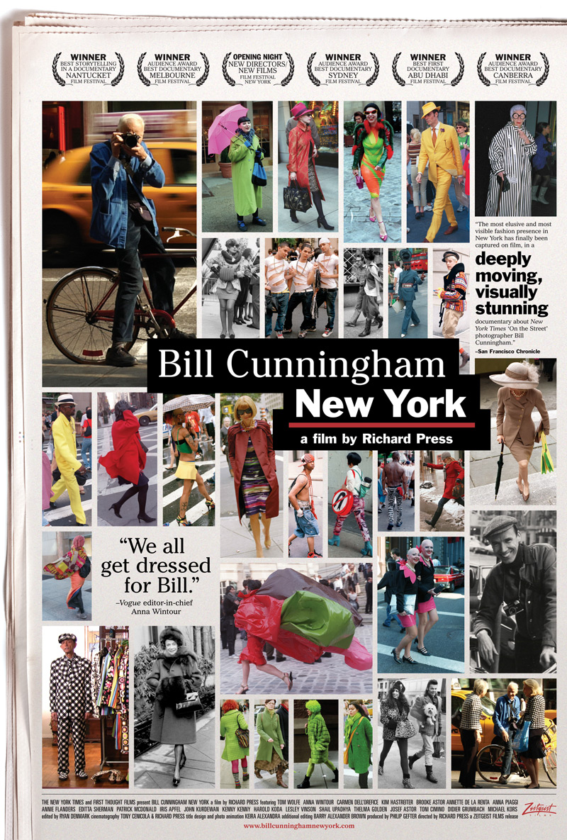 Bill Cunningham, New York Times, fashion,  photography