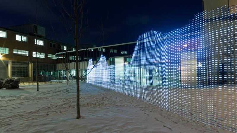 Immaterials: light painting for WiFi visualization