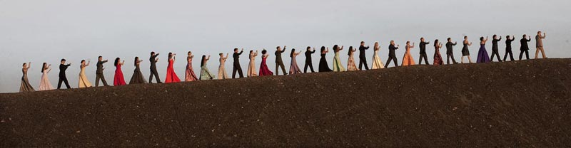 """Pina: """"dance, dance, otherwise we are lost"""", de Wim Wenders"""